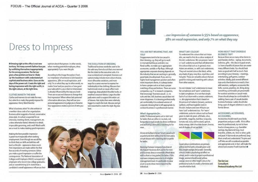 Dress-to-Impress-article-Focus-Q3-2006