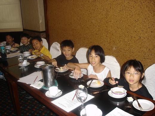DSC00513 - Children Dining Etiquette Page